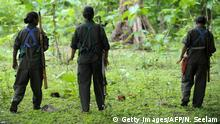 Indien Maoisten Guerrilla