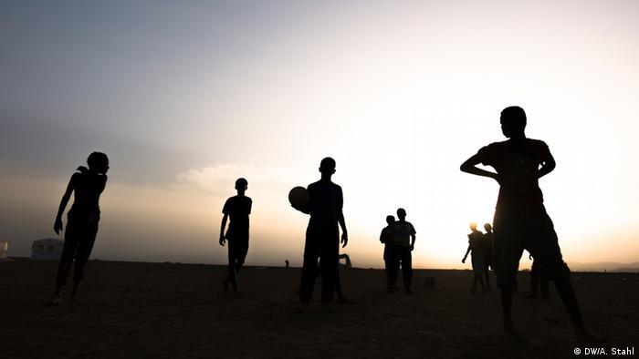 Dschibuti Flüchtlinge