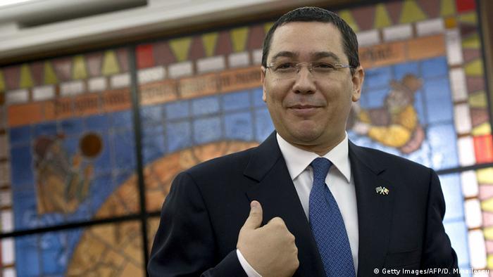 Rumänien Victor Ponta