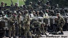 NATO Schnelle Eingreiftruppe