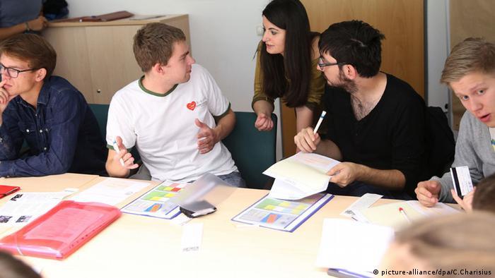 Иностранные студенты в Германии