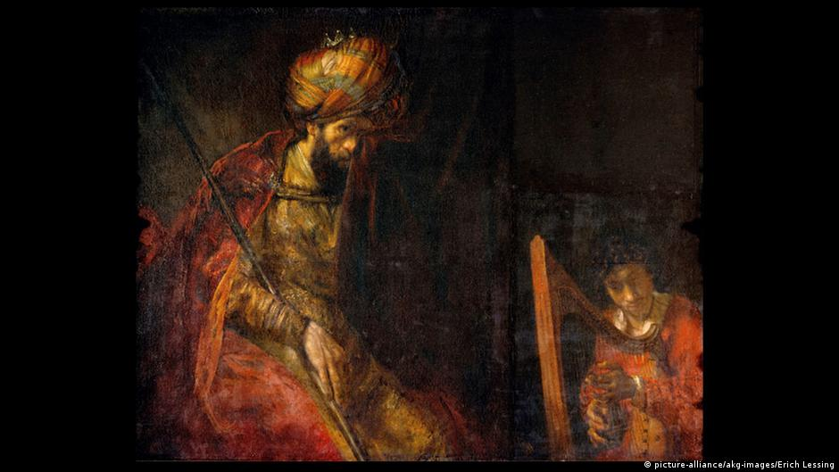 david relationship with saul