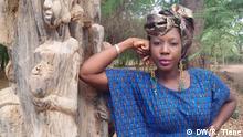 Bildergalerie afrikanische Kopftuchmode