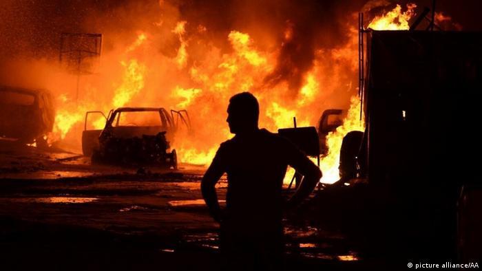Anschlag in Bagdad, Irak