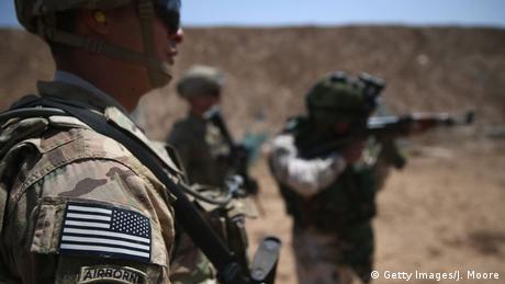 Американські військові залишаться в Іраку