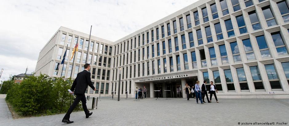 Sede do Ministério do Interior em Berlim