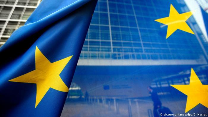 Belgien EU-Parlament in Brüssel