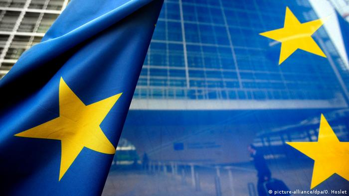 Belgien EU-Parlament in Brüssel (picture-alliance/dpa/O. Hoslet)