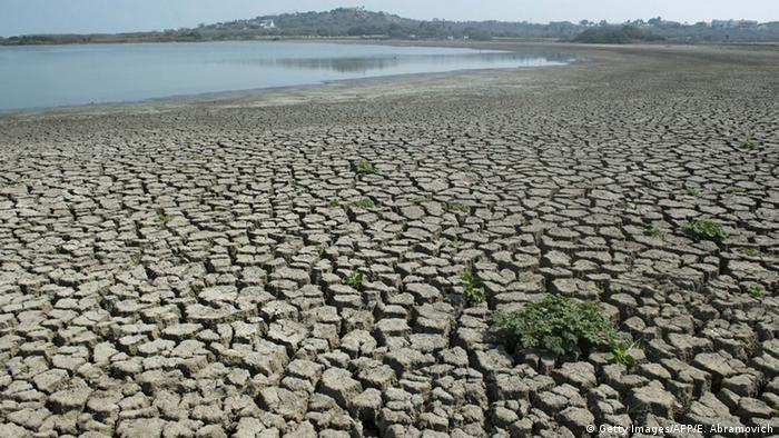 Kolumbien Dürre Wetterphänomen El Nino (Getty Images/AFP/E. Abramovich)
