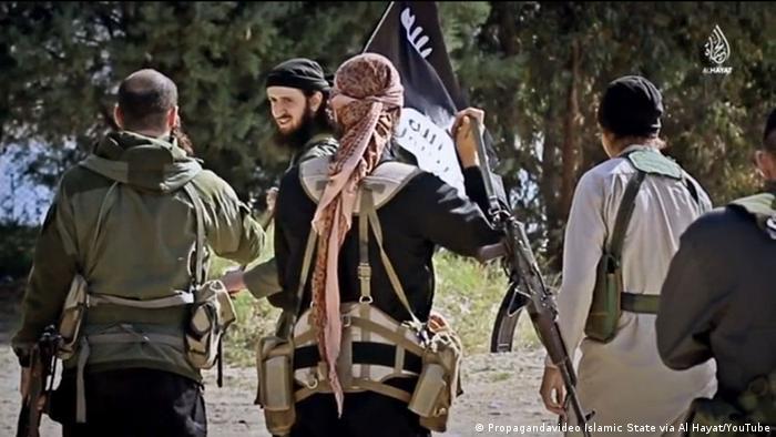 "Bálcãs na mira do ""Estado Islâmico"""