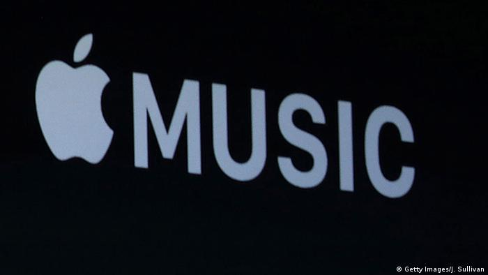 Apple Music Logo (Getty Images/J. Sullivan)