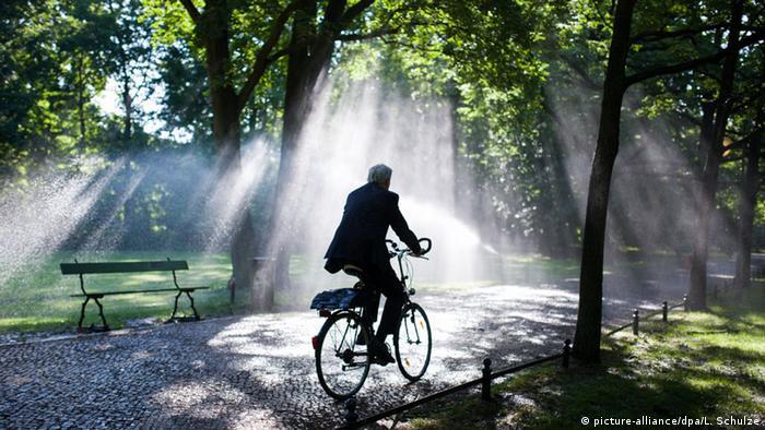 По Берліну на велосипеді