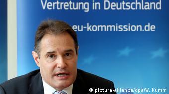 Deutschland Fabrice Leggeri Frontex-Exekutivdirektor