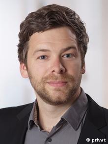 Der Biologe Dr. Geerd Smidt (Foto: Smidt)