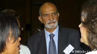 José Luís Jesus Richter am Internationalen Seegerichtshof