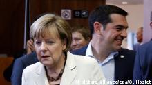 Brüssel Celac Gipfel Merkel Tsirpas