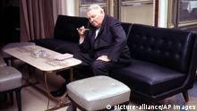 Deutschland Kanzler Ludwig Erhard