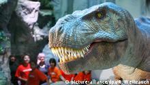 T-Rex im Odysseum