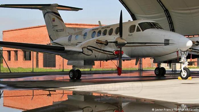 Літак Beechcraft King (архівне фото)