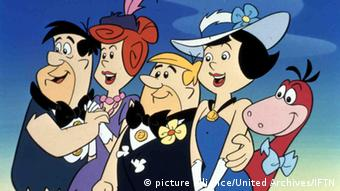 Flinstones,Copyright: picture alliance/United Archives/IFTN