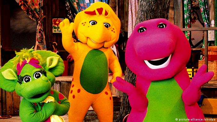 Barney and friends, Copyright: picture-alliance /obsdpa