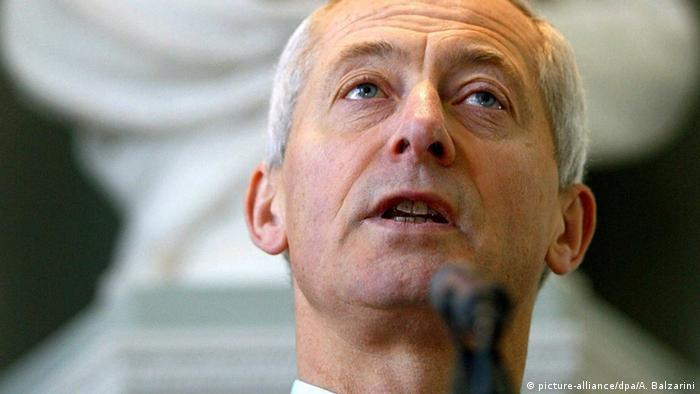 Liechtenstein Fürst Hans-Adam II zu Deutschland (picture-alliance/dpa/A. Balzarini)