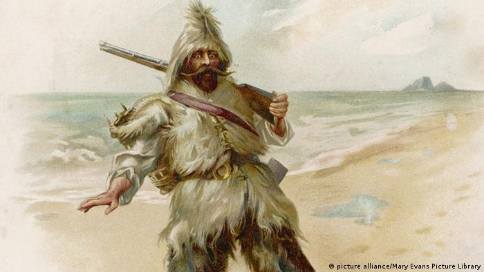Robinson Crusoe (picture alliance/Mary Evans Picture Library)