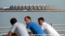 Aserbaidschan Europaspiele Crystal Hall in Baku