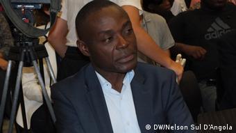 Angola Alexandre Solombe