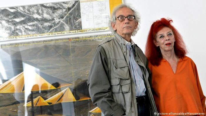 Christo dhe Jeanne-Claude