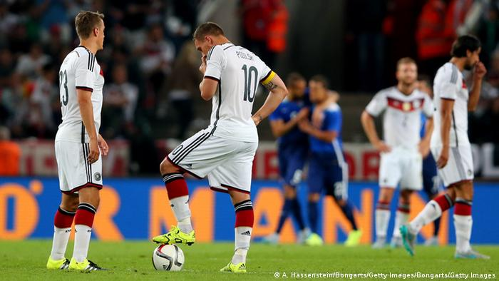 Germany vs. USA
