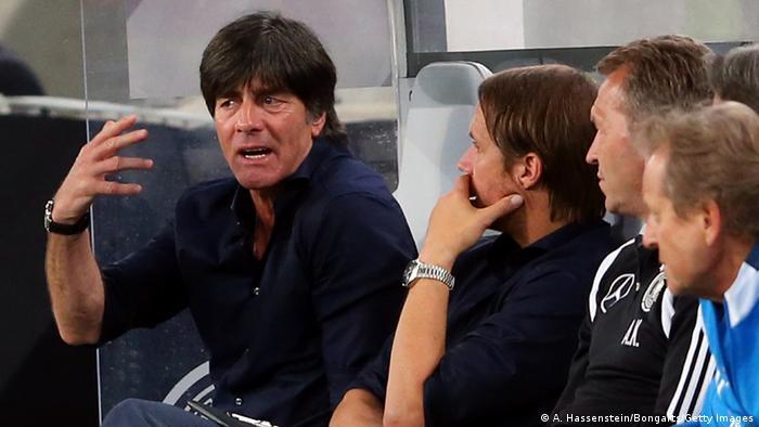 Fußball Freundschaftsspiel Deutschland vs. USA