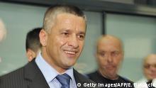 Schweiz Naser Oric in Bern festgenommen