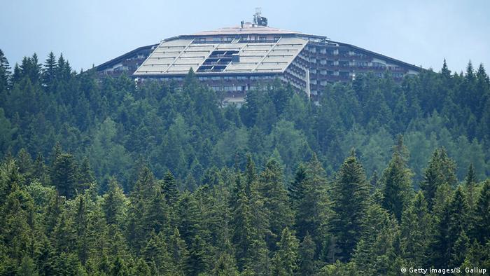 Österreich Bilderberg-Konferenz 2015