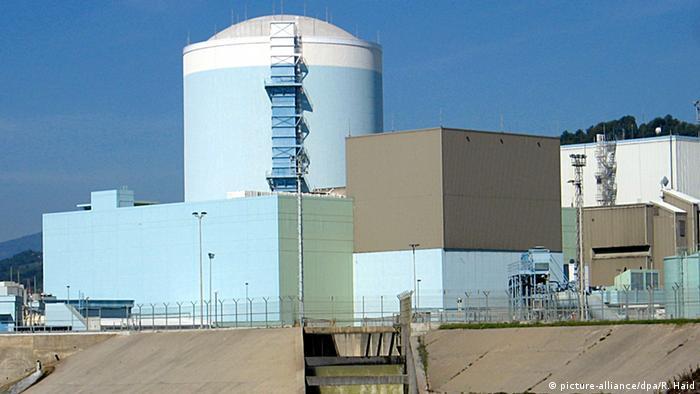 Reaktor in Slowenien nach Zwischenfall abgeschaltet ARCHIV