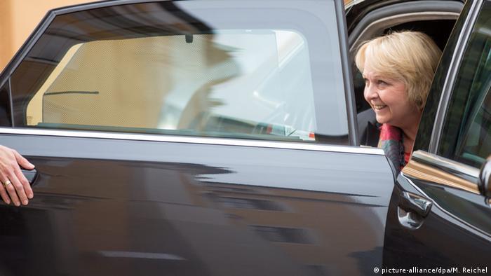 Hannelore Kraft, ministra presidenta de Renania del Norte-Westfalia (archivo)