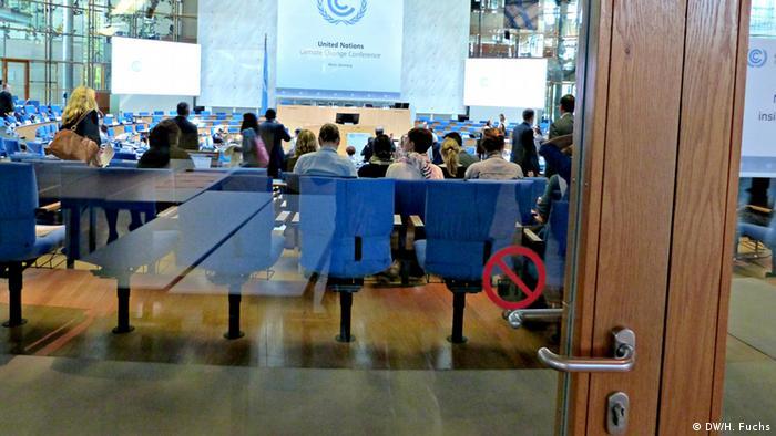 Deutschland Klimakonferenz in Bonn