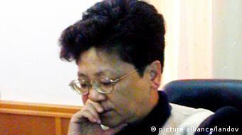 China Yang Xiuzhu SCHLECHTE QUALITÄT