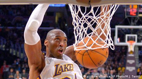 USA Basketball NBA Los Angeles Lakers Kobe Bryant