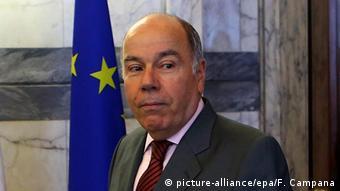 Rom Mauro Vieira Außenminister Brasilien in Europa
