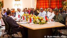 Nigeria Tschadsee Konferenz