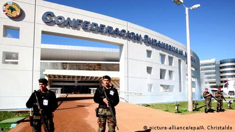 Paraguay Luque Conmebol Conventions Center