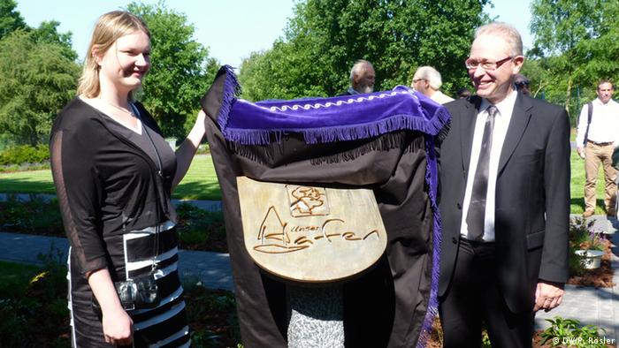 Deutschland Friedhof für Mensch und Tier in Braubach-Dachsenhausen