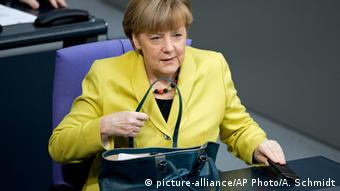 Kansela wa Ujerumani Angela Merkel
