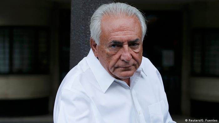 Frankreich Dominique Strauss-Kahn Urteil in Paris