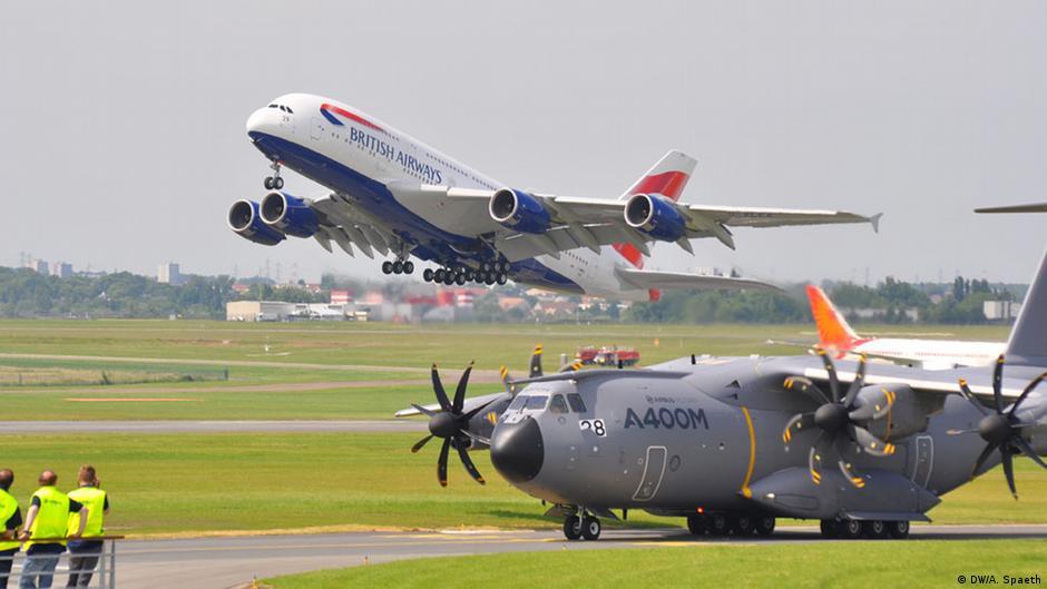 Аэробус A380 авиакомпании British Airways