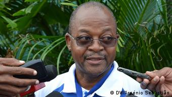 José Manteigas, Sprecher von RENAMO Nationalrat in Beira