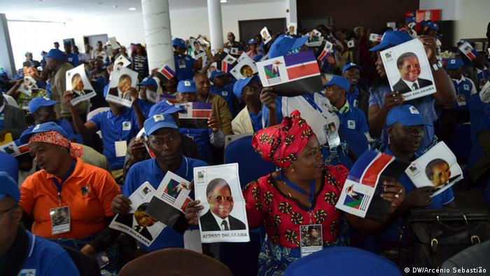 , Beira, Mosambik, Krise RENAMO, Nationalrat