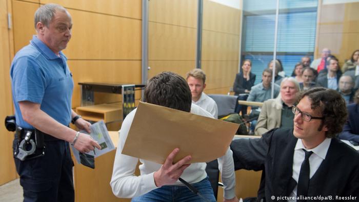 Deutschland Gerichtprozess Fall Tugce