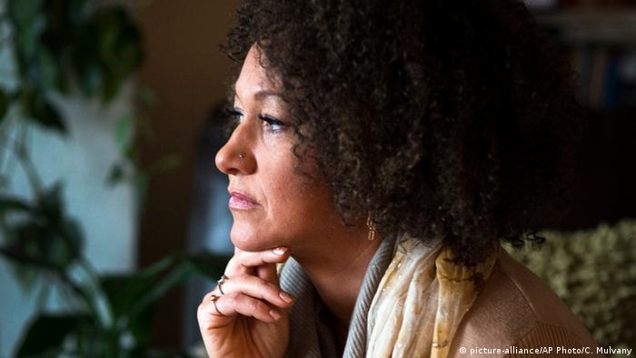 USA NAACP Rachel Dolezal (picture-alliance/AP Photo/C. Mulvany)